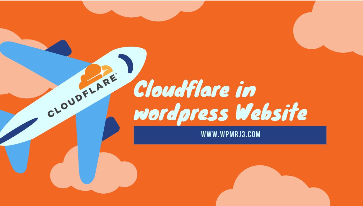 استخدام Cloudflare بموقع ووردبريس , الشرح الكامل
