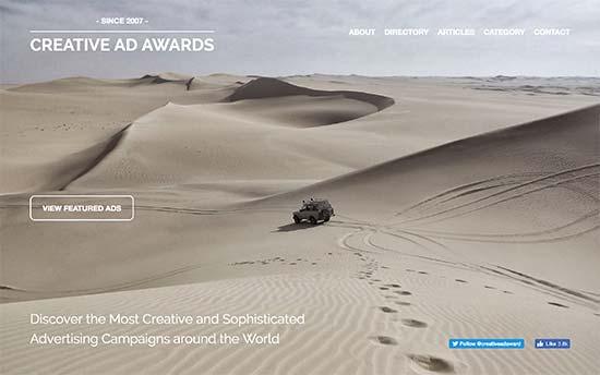 Creative Ad Awards